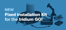 Iridium GO! Fixed Installation Kit